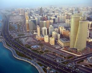 Город Абу-Даби