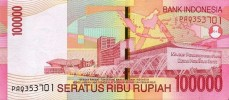 Индонезийская рупия